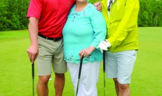 BOC-CREECO's first golf tournament was a swinging success