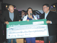 Crees tee off in Mont-Tremblant to help students