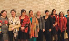 Honouring Cree women in leadership