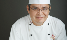 Blending the traditional with the modern: Native chef Andrew George on his new cookbook