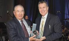 Celebrating Sam Bosum's life-long involvement in mining