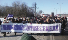 Mohawks denounce First Nations Education Act as Idle No More holds Montreal teach-in