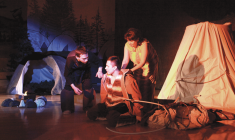 Entering the Mind's Eye: Eeyou Istchee's first play hits the road