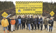 Waswanipi's last paradise: Crees and Greenpeace fight for park in Broadback Valley