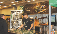 Montreal's 2014 hunting, fishing and camping show