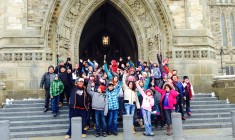SNAP and Tim Hortons team up to give Mistissini kids an unforgettable week