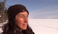 Artist Dominique Normand documents Crees on the Journey of Wellness