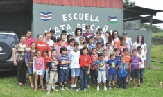 Cree youth have the experience of a lifetime in Costa Rica