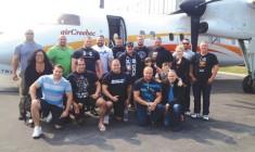Strongman Hugo Girard hoists healthy living in Nemaska