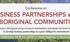 Montreal conference discusses business in the new era of Aboriginal title