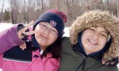 Cree kids thrive during Ottawa experience