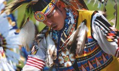 Gabriel Whiteduck wants to bring the powwow tradition to your community