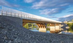 Mistissini's innovative wooden span wins top engineering honours