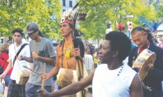 A snapshot of Montreal's largest Indigenous festival