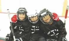 Hockey Camp of Hope helps First Nations youth