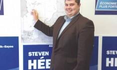 Steven Hébert – Conservative Party of Canada