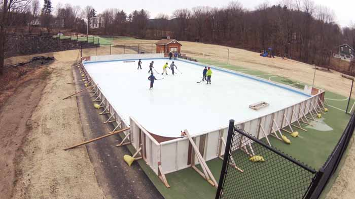 How to build the perfect backyard ice rink | The Nation ...