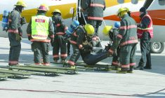 Preparing for the worst – Val d'Or airport tests first responders