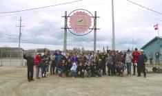 Eeyou Istchee Cree visit Attawapiskat to show support during crisis