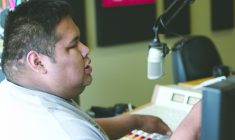 JBCCS host Freddie Dixon breathes new life into Cree radio