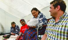 Chisasibi display encourages the return of midwifery to Eeyou Istchee