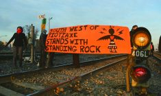 Montrealers organize to show solidarity with Standing Rock