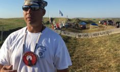 Standing Rock water protectors celebrate, prepare for long winter