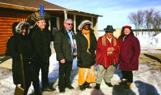 Aashukan Indigenous Gathering in Waskaganish