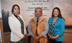 Cree Cultural Institute launches travelling exhibit