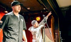 Naskapi brothers and Cree cousin pursuing hip-hop dream