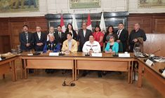 AFN signs memorandum of understanding with Trudeau government
