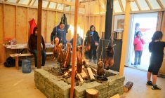 Waswanipi culture school program takes hands-on approach to traditional values