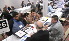 Business Exchange Day allows Cree businesses to speed date with others