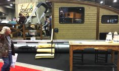 Picking up ideas at the Outdoor, Hunting, Fishing and Camping Show