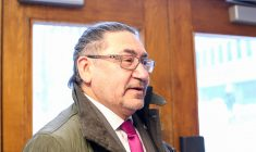 Romeo Saganash speaks about UNDRIP's human rights application in Canadian law