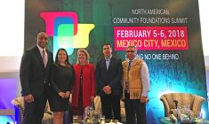 Grand Chief attends Mexico summit with Eenou-Eeyou Community Foundation