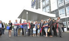 Cree-owned company opens new Val-d'Or hotel in record time