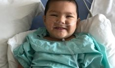 """""""I'm only six years old, I can't travel alone"""" Cree parents prevented from accompanying son on medevac to Montreal"""
