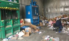Cree community develops state-of-the-art waste management system