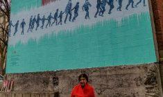 Montreal mural honours filmmaker Alanis Obomsawin