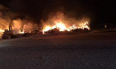 Overnight fire destroys Nemiscau camp cafeteria