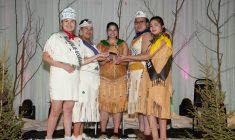 Waskaganish's Andrea Mcleod is the new Miss Eeyou/Eenou Nation